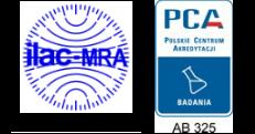 IETU Polskie Centrum Akredytacji Badania AB325
