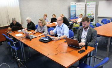 Spotkanie wprowadzające (kick-off meeting) partnerów projektu Mod4GrIn – Samowystarczalny, inteligentny moduł zielonej infrastruktury miejskiej w adaptacji do zmian klimatu, 8-9 września 2020